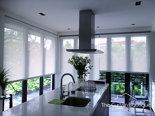 Contemporary Roller Blinds for the Modern Singapore Home