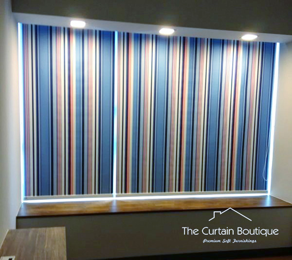 Singapore Roller Blinds (Indoor) | The Curtain Boutique
