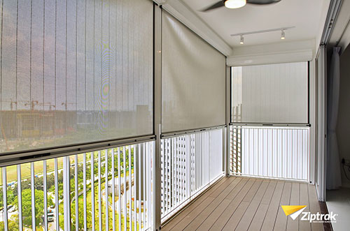 Balcony curtains singapore curtain menzilperde net for Balcony noise reduction